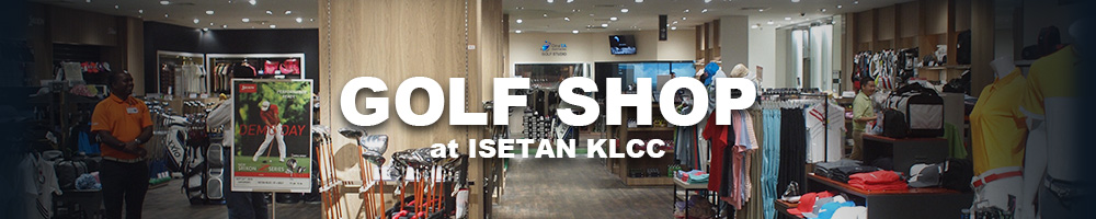 Golf Shop at ISETAN KLCC